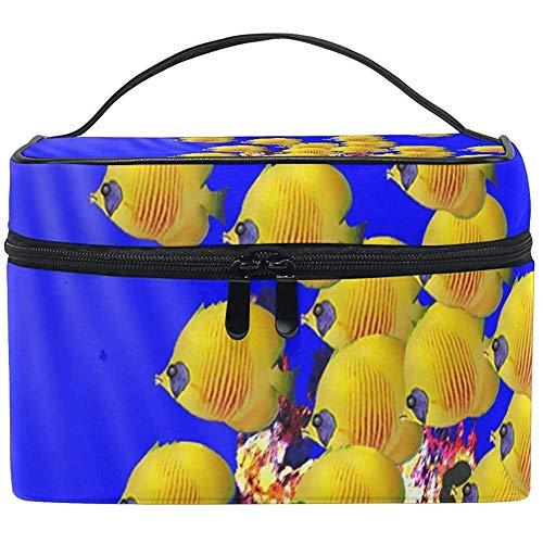 Multifuncation Cosmetic Bag Kit de artículos de tocador de
