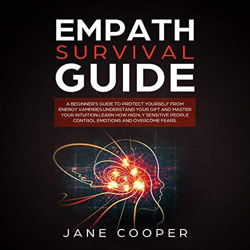 Empath Survival Guide audiobook cover art
