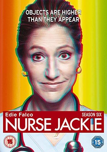 Nurse Jackie Season 6 (2 Dvd) [Edizione: Regno Unito] [Import anglais]