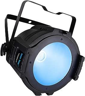 SevenStars Par Lights COB RGB 3 in 1 Strobe lights, 200W DMX Stage lights, Sound Activated DJ Lights for Party/Church/Stage Show/DJ/Club/Karaoke/Outdoor