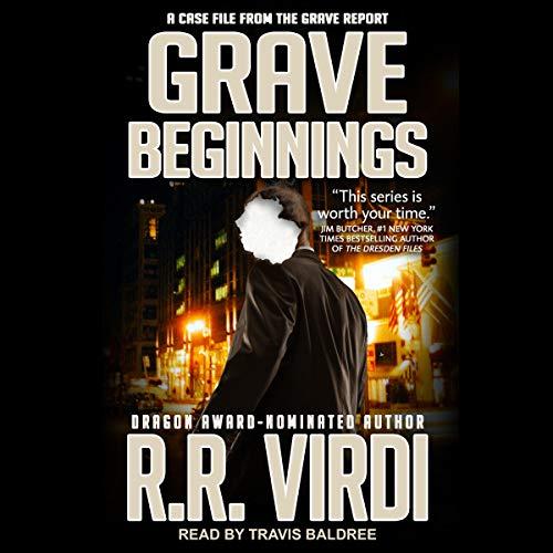 Grave Beginnings cover art