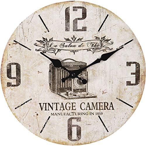 Clayre & Eef 6KL0601 - Reloj de pulsera (30 x 3 cm)