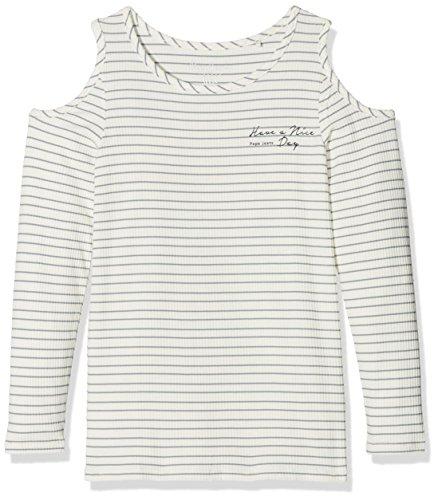 Pepe Jeans YELLY Teen PG501356 Camiseta, Gris (Grey Marl 933), Medium para...