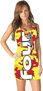 Four Loko Alcoholic Drink Ladies Tank Dress