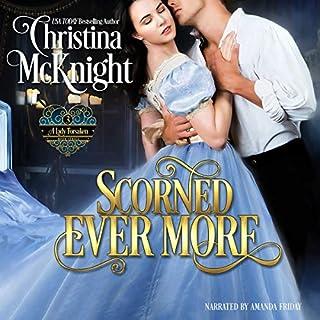 Scorned Ever More audiobook cover art