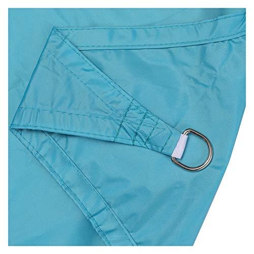Toldo Vela De Sombra Rectangular,Protección Rayos UV Impermeable Para Patio,Toldo Vela De Sombra Rectangular,Para Ideal Para Jardines,Patios,Terrazas, Incluso Para Piscinas. ( Color : Royal Blue )