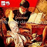 ジェミニアーニ:クラヴサン小品集《様々な作品から取られたチェンバロ小曲集と、この楽器のために付け加えられた曲集》
