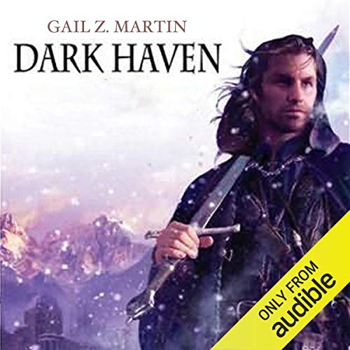 Dark Haven audiobook cover art