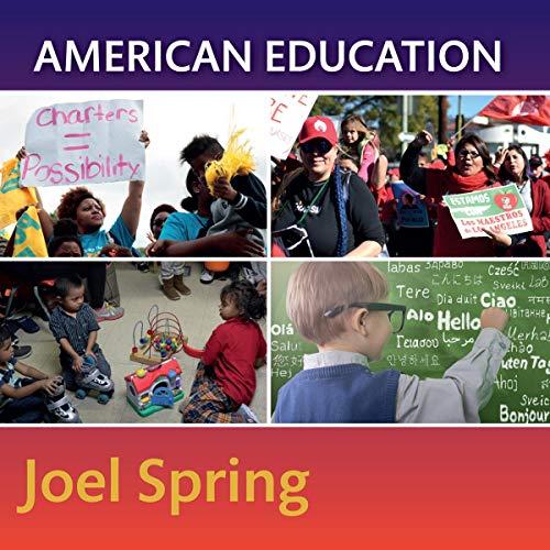 American Education cover art