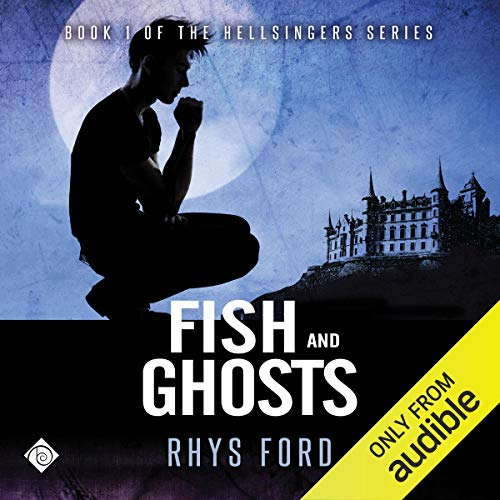 Fish and Ghosts audiobook cover art