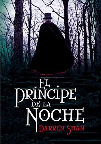 Principe De La Noche ,El (La saga de Darren Shan)