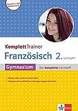 Klett KomplettTrainer Gymnasium Französisch 2. Lernjahr: Gymnasium - Der komplette