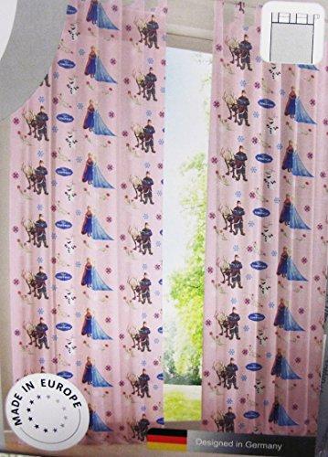 Kinderstore - Schlaufenschal Eiskönigin, pink ca.145 x 245 (B/H)