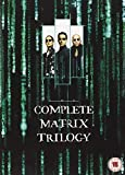 The Matrix Trilogy: Complete Collection (The Matrix / The Matrix Reloaded / The Matrix Revolutions)