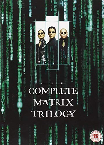 Complete Matrix Trilogy [DVD] [1999] by Jada Pinkett Smith
