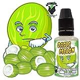 Aroma Concentrado OASIS MELON | 30ML | ElecVap | Sin Nicotina: 0MG | E-Liquido para Cigarrillos Electronicos - E Liquidos para Vaper