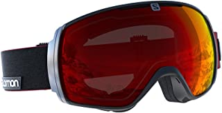 SALOMON XT One Googles, Black/Red