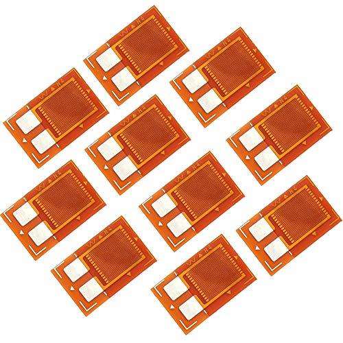 Folienwiderstand Dehnungsmessstreifen Sensor, Drucksensor, Wägezelle 350 Ohm BF350-3AA (10er)
