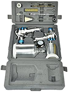 DeVilbiss 802342 StartingLine HVLP Gravity Spray Gun Kit