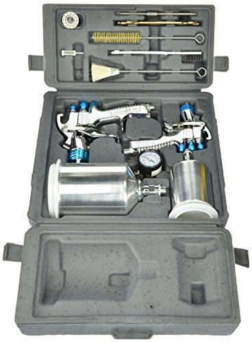 DeVilbiss 802342 StartingLine HVLP Gravity Spray Gun Kit