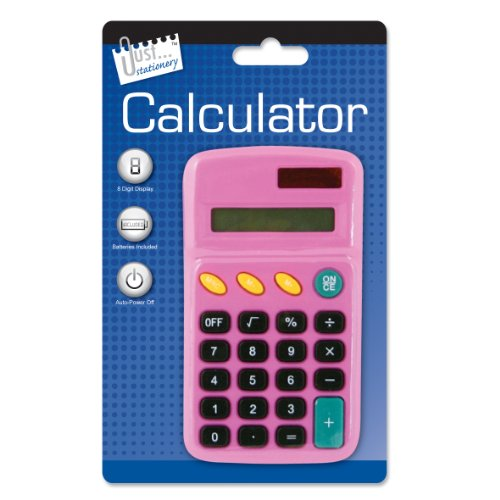 JUST STATIONERY 6180 Calcolatrice