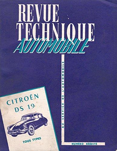 Revue Technique Automobile, Votre Renault R8, Floride