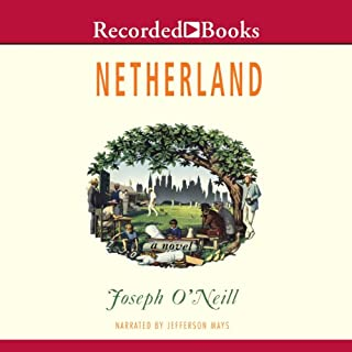 Netherland audiobook cover art