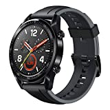 Huawei Watch GT Sport Reloj con TruSleep, GPS, monitoreo del ritmo cardiaco, color Negro