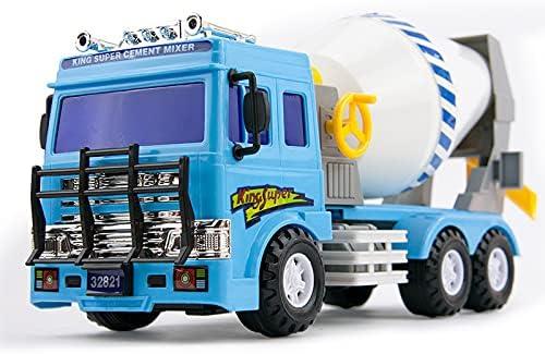 Construction Engineering Multi-Purpose Mixer Directly managed store Simulation Mo Atlanta Mall Truck