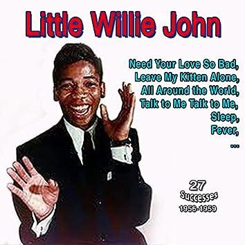 Little Willie John - Fever (27 Successes 1956-1959)