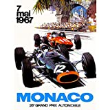 Wee Blue Coo Vintage Transport Monaco 25 Grand Prix