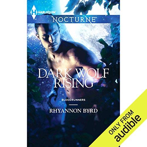 Dark Wolf Rising audiobook cover art