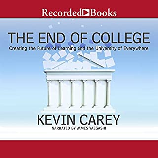The End of College cover art