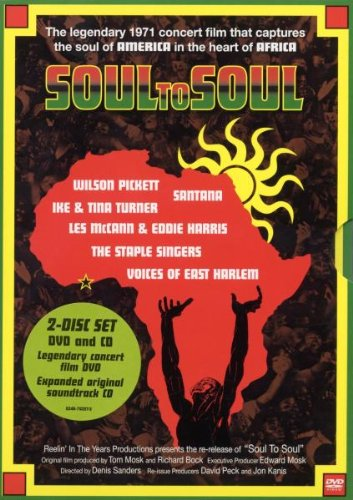 Soul to Soul (DVD + CD)