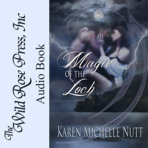 Magic of the Loch audiobook cover art