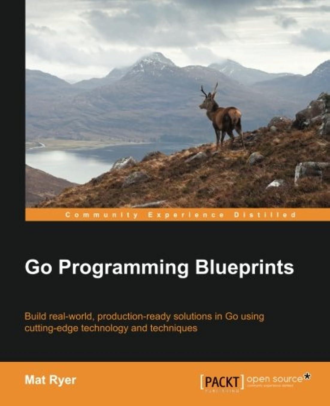 小さい抗生物質鋼Go Programming Blueprints