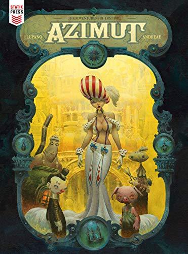 Azimut (English Edition)