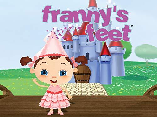 Franny Et Les Chaussures Magiques