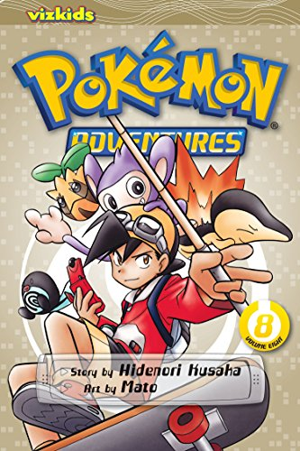 POKEMON ADVENTURES GN VOL 08 GOLD SILVER-