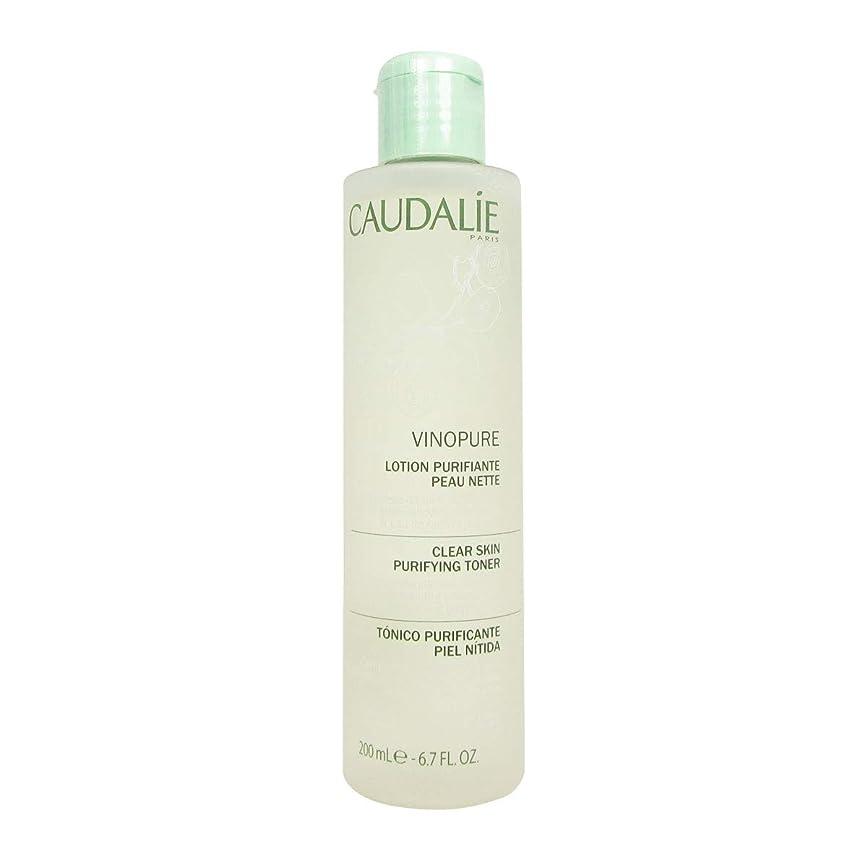 カテゴリー遺跡壊すCaudalie Vinopure Clear Skin Purifying Toner 200 Ml [並行輸入品]