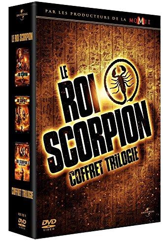 Coffret intégrale roi scorpion