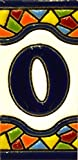 House numbers 3 inch. Handpainted house number tiles for signs, addresses and...