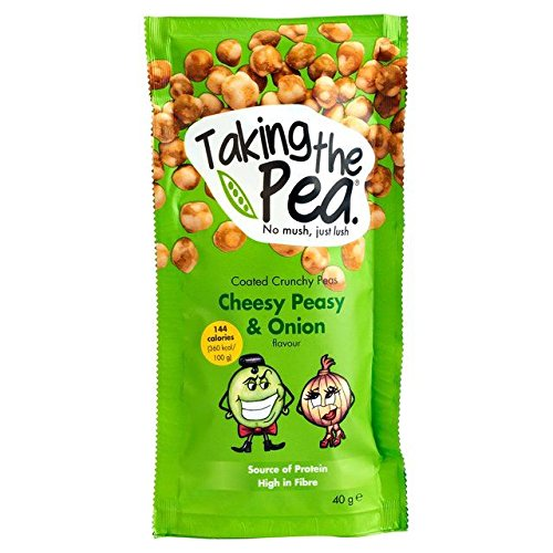 Taking The 4 years warranty Pea Cheesy Peasy Now free shipping Crunchy Onion English-Grown Flav