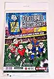 DLAZARO ¡Football Cards Fans Street Soccer! Vive el fútbol Callejero, Juego de Cartas, Compatible...