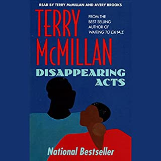 Disappearing Acts audiobook cover art