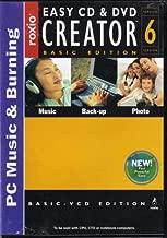 Roxio Easy CD & DVD Creator Version 6 - Basic Edition