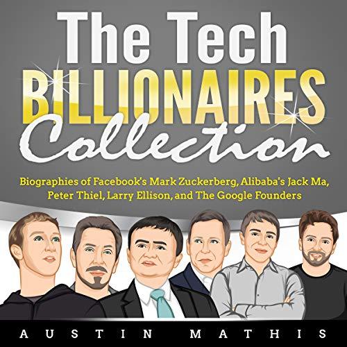 The Tech Billionaires Collection cover art