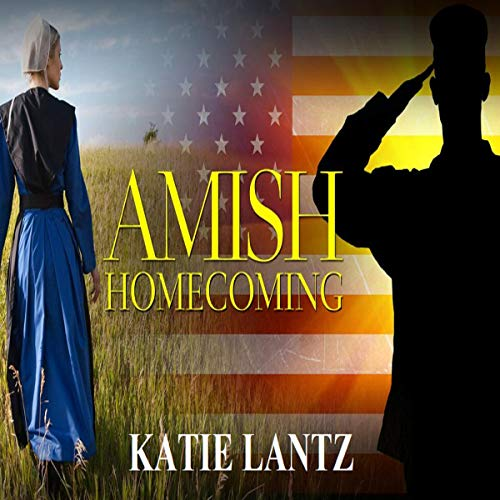 Amish Homecoming audiobook cover art