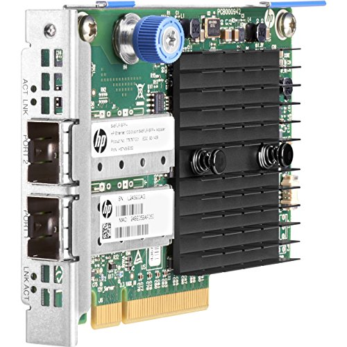 Hewlett Packard Enterprise 10G 2x 564FLR-SFP+ Fibra 20000 Mbit/s Interno