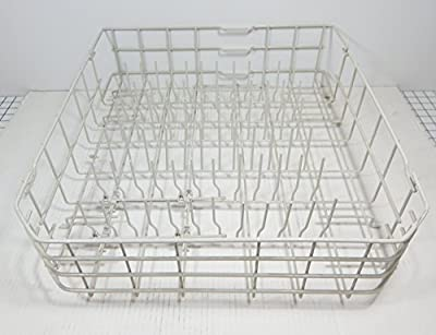 GE WD28X10384 General Electric Dishwasher Lower Dishrack Assembly